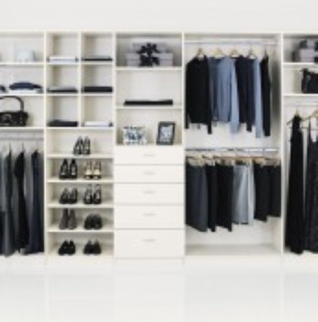 Closet Factory, Custom Closet #Reachinclosetdesign #Classyclosets Learn  More: Http://