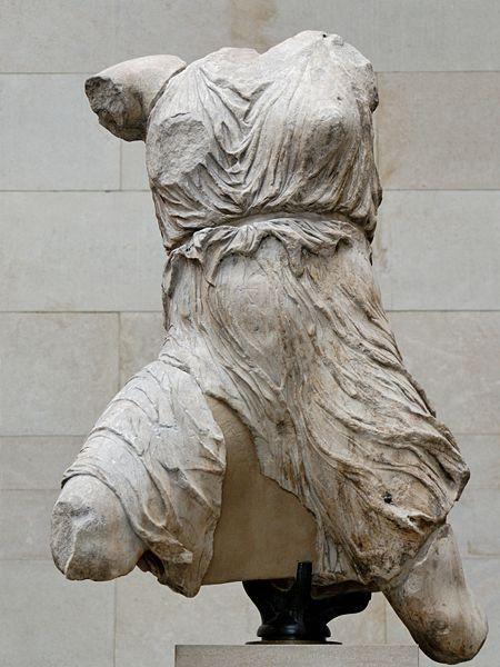Fidia, Partenone 450 a.C ca. Scultura Greca Classica.
