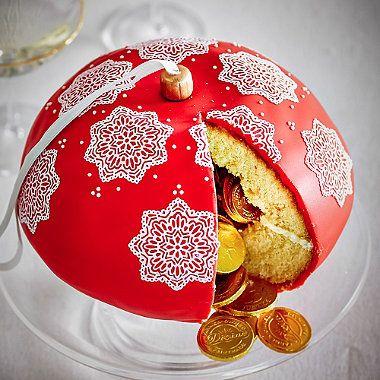 Pinata Cake Recipe Lakeland