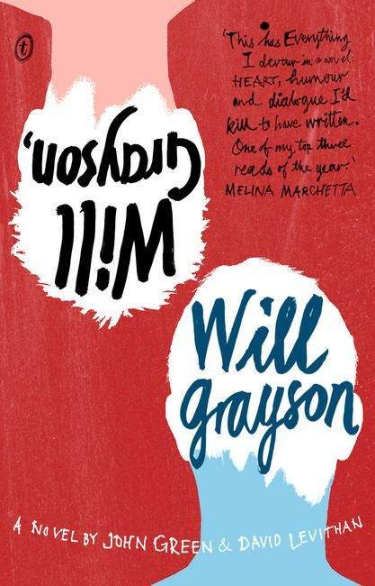 Will Grayson, Will Grayson  by John Green & David Levithan What if your oldest, wildest, only best friend started writing a musical about your life...and it made you look like a joke?   What if the girl you didn't think you were interested in started being interested in you?   What if you are technically depressed? What if you're in love with someone you've never met?  Who is this other Will Grayson?