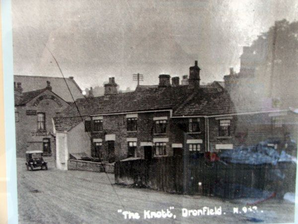 The Forge Dronfield Sheffield before renovation