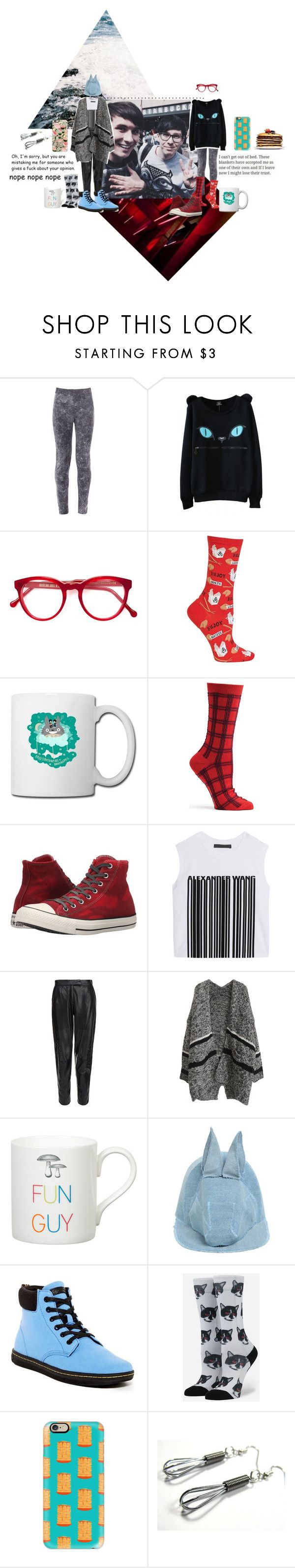 """""""% SIMPLE PHAN"""" by starkindustrees ❤ liked on Polyvore featuring Maiocci, WithChic, Cutler and Gross, HOT SOX, Ozone, Converse, Alexander Wang, MuuBaa, Gary Birks Design and Francesco Ballestrazzi"""