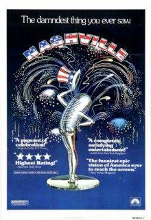 Нэшвилл (1975) http://hdlava.me/films/neshvill-2.html  В центре сюжета музыкальной комедийной драмы «Нэшвилл» (Nashville), которую зрителям представил американский режиссер Роберт Олтмен, события, которые происходят в одноименном городке. В Нэшвилле проходит большой фееричный музыкальный фестиваль, а параллельно с этим проводится предвыборная политическая кампания. Хэл Филли Уокер – кандидат, которого намерены успешно продвинуть. Он – глава новенькой партии под названием «Партия изменений»…