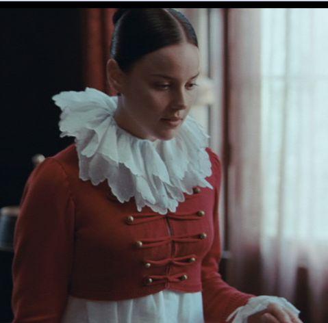 Abbie Cornish, Fanny Brawne - Bright Star (2009) #johnkeats #janecampion #fannybrawne