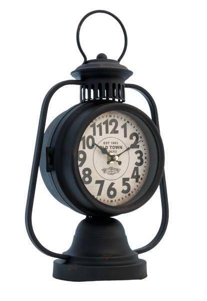 NWT The Farmette Handmade Clock #Handmade #RusticPrimitive