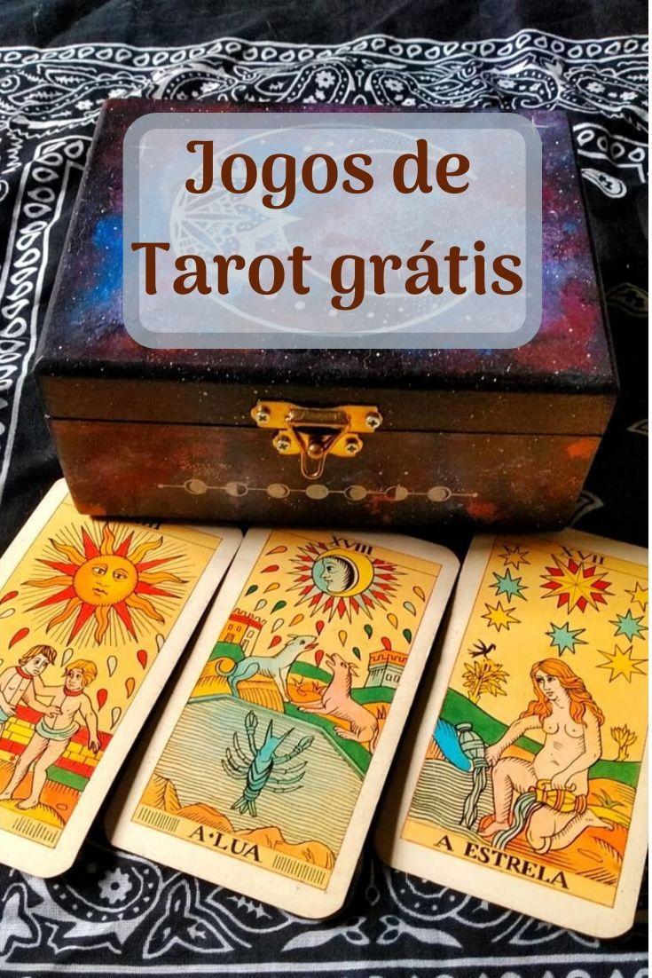 Tarot Grátis 3 Cartas Passado Presente Futuro Cartas De Tarot Cigano Jogo De Cartas Ciganas Tarot Gratis