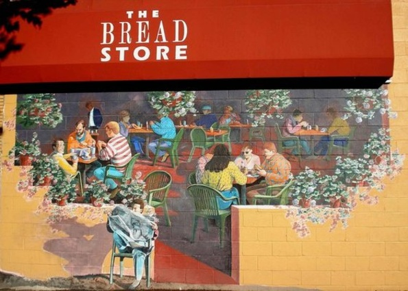 Image result for the bread store sacramento