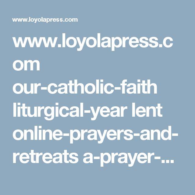 www.loyolapress.com our-catholic-faith liturgical-year lent online-prayers-and-retreats a-prayer-by-st-anselm-of-canterbury?utm_source=LLDlist&utm_medium=email&utm_content=20170315&utm_campaign=Lent2017&p=1