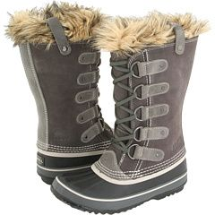 rated for -25F...i think these could keep my feet warm and dry in the snow...plus they are cute!