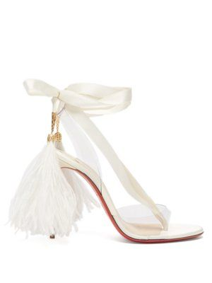 b033a04db65 Miss Valois 85 patent-leather sandals | Christian Louboutin ...