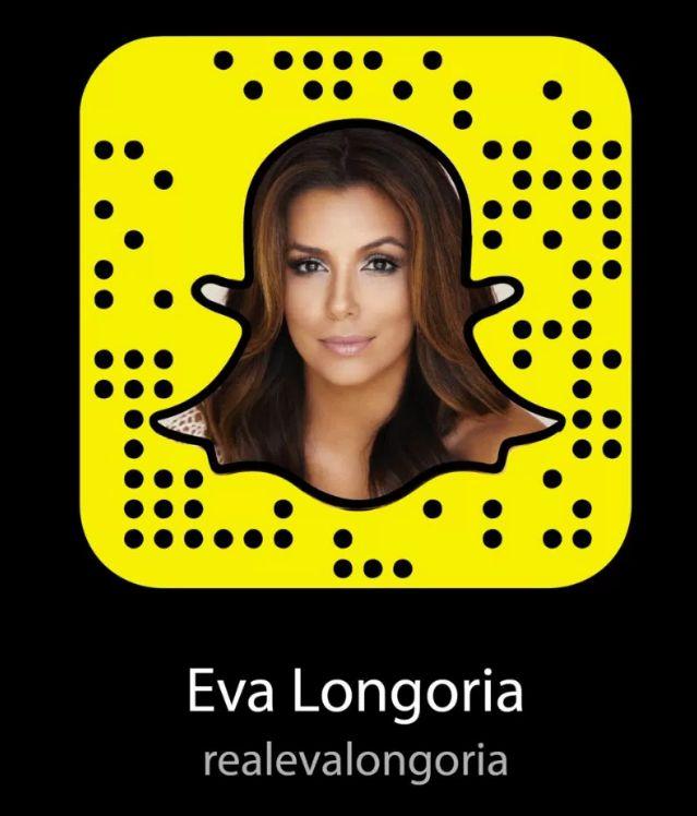 Eva Longoria Snapchat Username & Snapcode  #evalongoria #snapchat http://gazettereview.com/2017/05/eva-longoria-snapchat-username-snapcode/