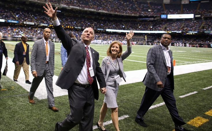 Louisiana Gov.-elect John Bel Edwards