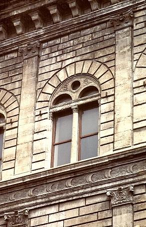 Palazzo Rucellai - Alberti