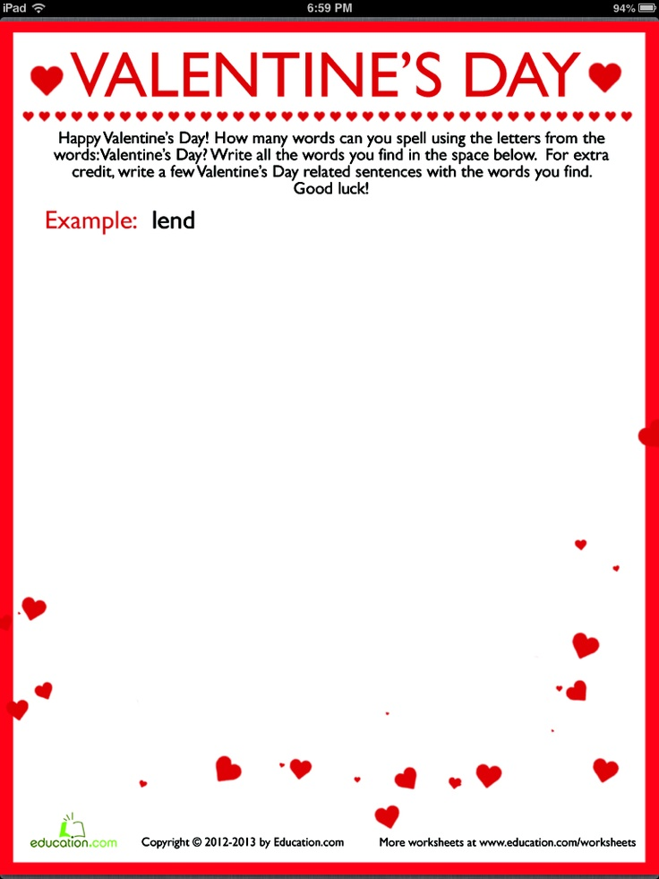 the creative writing valentines day at its best This kind of celebration of valentine's day is one of the best celebrations for been covering content writing for restaurant promotion on valentines day.