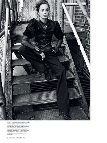 marinet matthee by markus ziegler for l'officiel ukraine september 2012 zac fashion