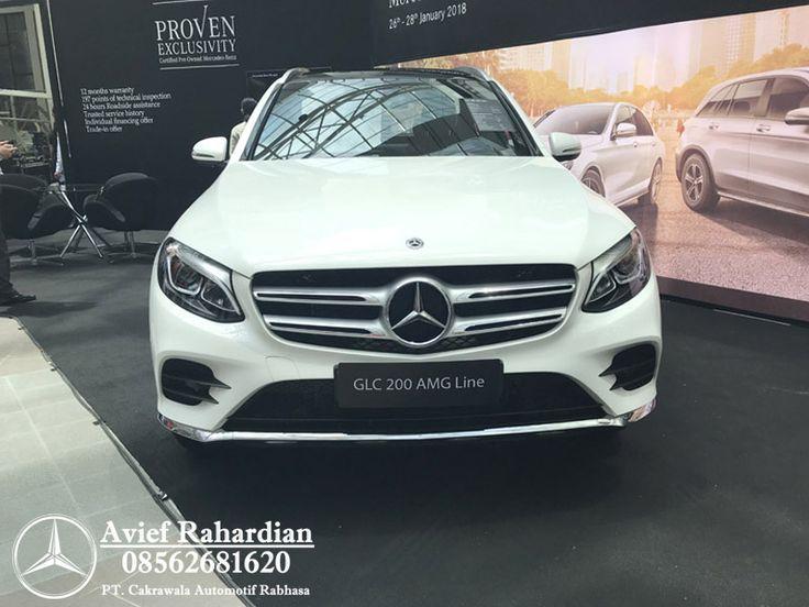 Dealer Mercedes Benz Jakarta | Authorized Mercedes-Benz Dealer: Jual Mercedes Benz GLC 200 AMG nik 2018 Dealer Mer...