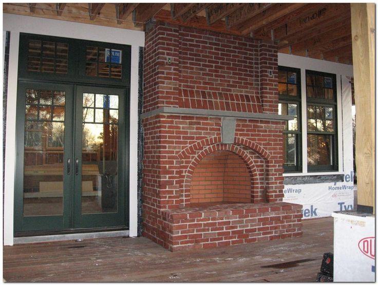 80+ Classic Brick Fireplace Ideas