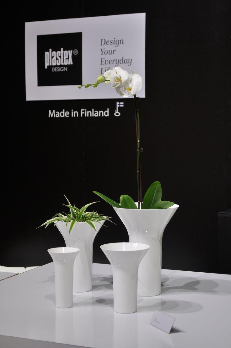 Eero Aarnio Evergreen Vase. Made in Finland.