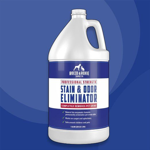 Pet Odor Eliminator & Pet Urine Cleaner: Professional Strength Enzyme Cleaner - More Powerful Than Natures Miracle Urine Destroyer - Best Odor Eliminator - Cat Urine Odor Remover and Dog Urine Remover- Pet Stain Remover - Best Urine Neutralizer Pets Supplies - Carpet Cleaner Pet Urine Smell Remover - Home and Automotive Upholstery Cleaner - Urine Gone Permanently - Eliminate Dogs & Cats Odor - GUARANTEED to Get Urine Off and Leave Zero Odor and Stink Free - Great Pet Deodorizer to ...