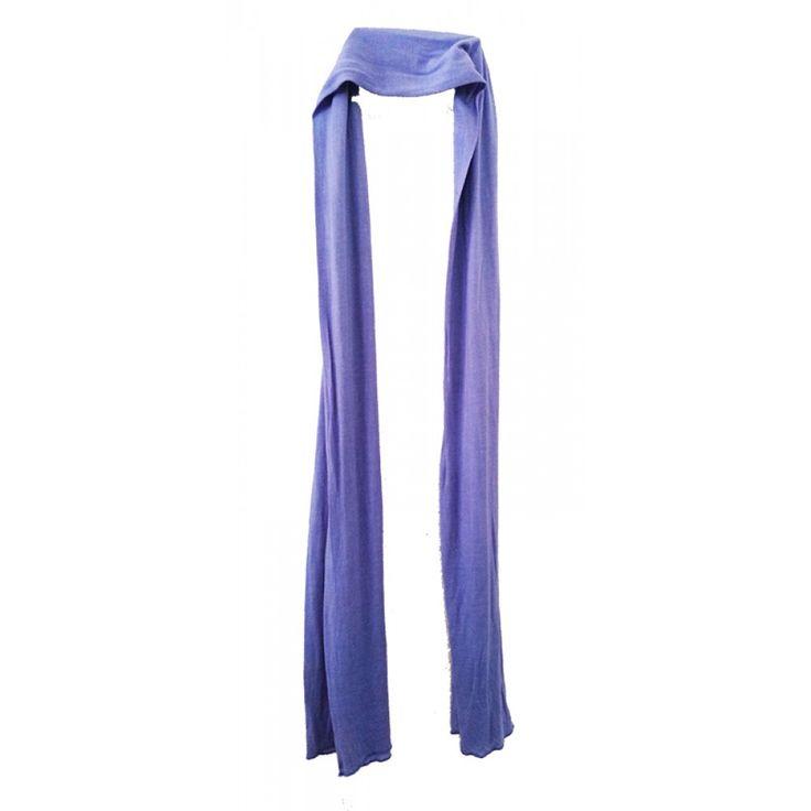 Light Purple Scarf