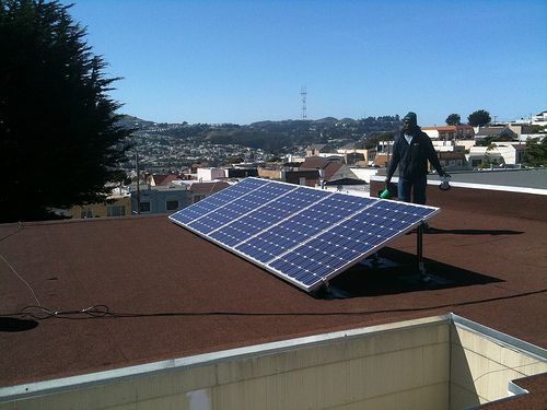 Advantages of solar energy. http://solar-panels-for-your-home.co/advantages-of-solar-energy.html Skytech Solar specializes in installing Solar Panels and Solar Power systems in the San Francisco Bay Area.  Go Solar now and take advantage of Solar Energy to reduced PG&E rates, charging you electric car and reducing your overall carbon footprint.