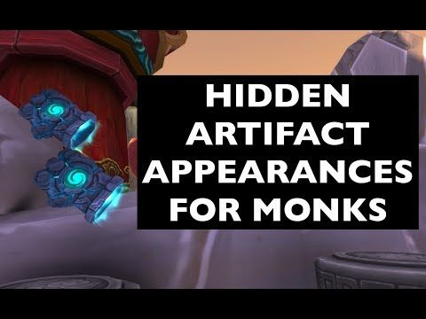 Hidden Artifact Appearances for Monks (Hidden Potential) | WoW Guide - http://freetoplaymmorpgs.com/world-of-warcraft-online/hidden-artifact-appearances-for-monks-hidden-potential-wow-guide