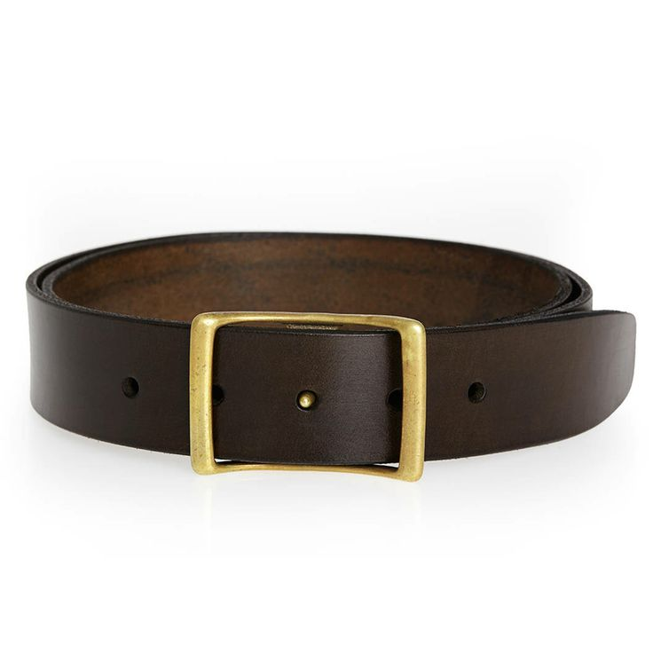 Everybody needs a solid, timeless belt. Conway Belt on #zady. #style #fashion #kikany #Christmas #WishList #Want #Holidays #Gifts #Gifting