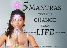 These ancient mantras have transformed billions of lives throughout history....will you let them transform yours?