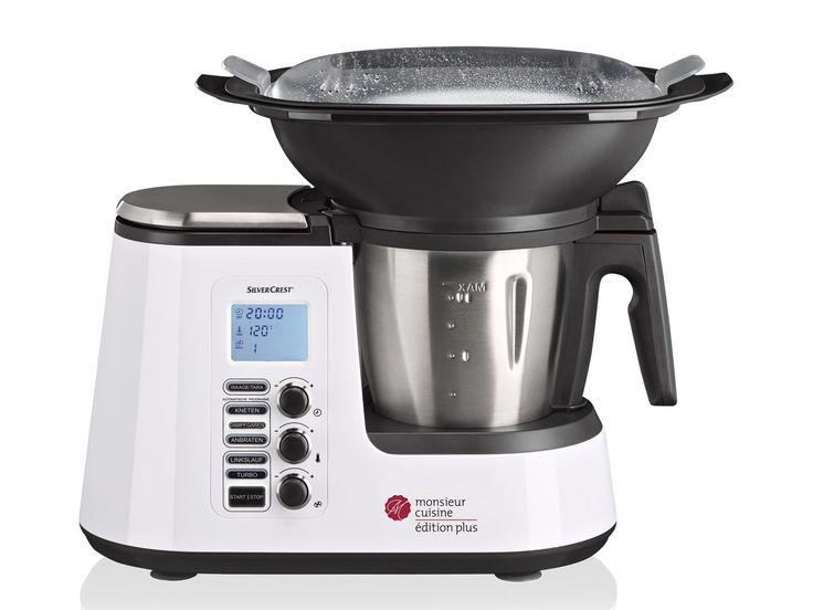 Более 25 лучших идей на тему «Küchenmaschine mit kochfunktion» на - silver crest küchenmaschine