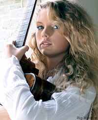 taylor swift childhood photo