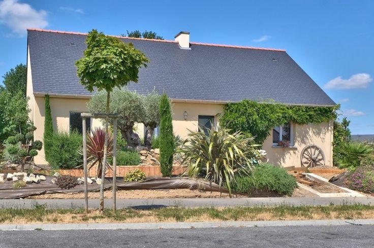 Maison récente de plain-pied à vendre entre particuliers à Saint-Mars-La-Jaille en Loire Atlantique 44 - vente-maison - 44 Loire-Atlantique, Saint-Mars-la-Jaille -