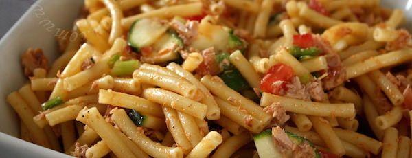 Salade de Macaroni au Thon