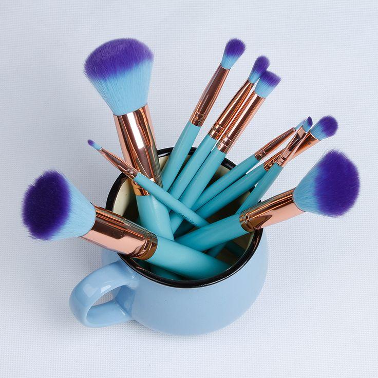 Кисти для макияжа - http://ali.pub/18o5ag #makeup #brushes #aliexpress
