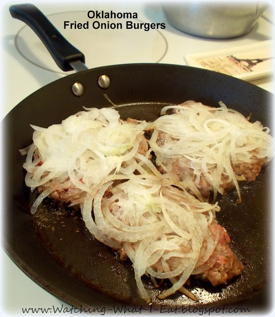 Oklahoma Fried Onion Burgers ~ a Depression-Era classic that is still a favorite today!