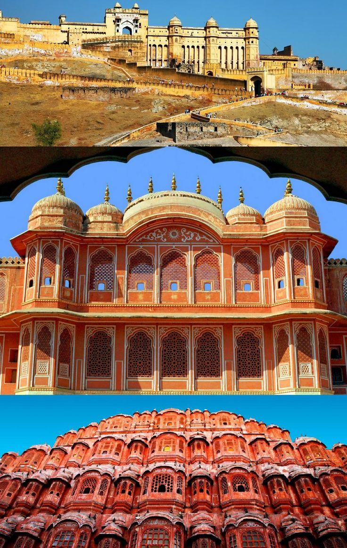 Delhi - Jaipur - Delhi in AC Car or Express Train - Pink City Jaipur Tour in AC Car with Guide –Tours in India -  http://daytourtajmahal.in/delhi-jaipur-delhi-by-car-train