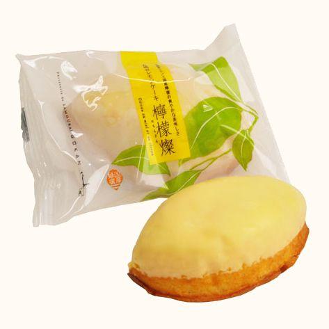 五感のレモンケーキ 檸檬燦 (れもんさん)GOKAN