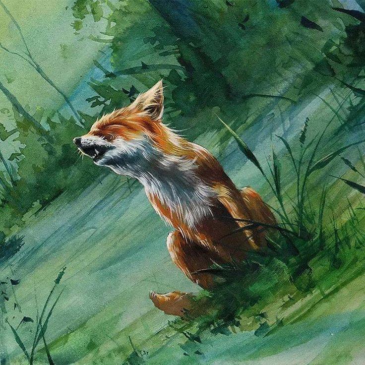 Fabulous Paintings by Korean Artist Sung Ho Lee - ZAZAC NAMOO -자작나무