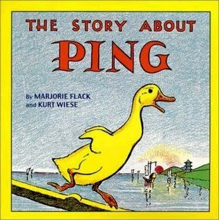 The Story About Ping activities NSW English Syllabus Suggested Texts ES1