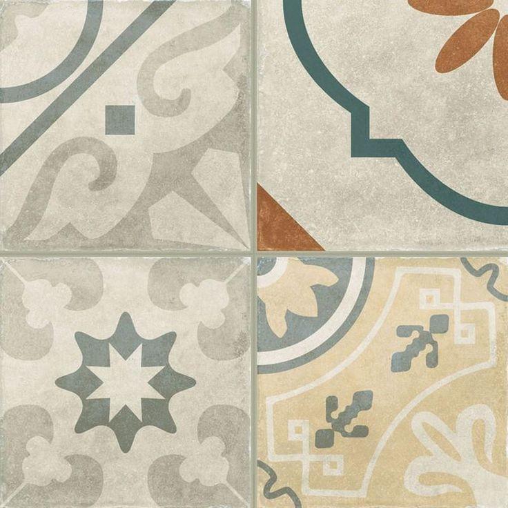Декор «Артворк Пэчворк» 30×30 см цвет мультиколор