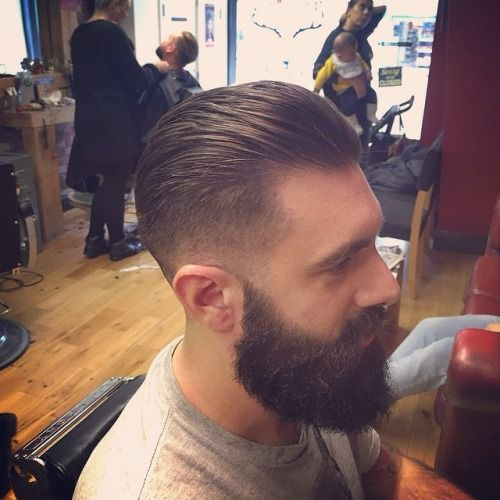 classic barber fade | Tumblr | Men's Hair Styles ...