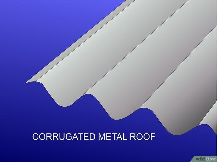 How to Install Corrugated Roofing 8 Steps (with Pictures)  sc 1 st  Pinterest & Best 25+ Corrugated roofing ideas on Pinterest | Roof panels ... memphite.com