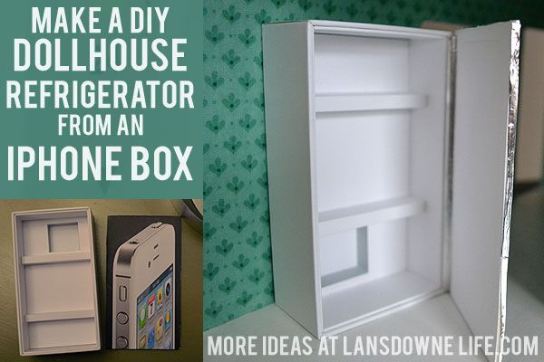 Lansdowne Life: DIY Dollhouse: Kitchen furniture (Part 3 of 6)