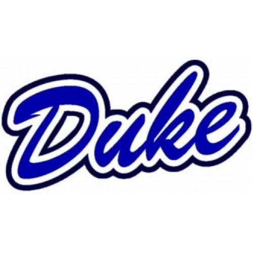 Duke University...here I come!!!! :-)