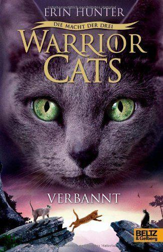 Warrior Cats - Die Macht der drei, Verbannt: III, Band 3 von Erin Hunter, http://www.amazon.de/dp/3407811349/ref=cm_sw_r_pi_dp_1Gvysb0MQTMSC