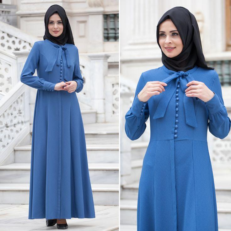 NEVA STYLE - DRESS - 40770PM #hijab #naylavip #hijabi #hijabfashion #hijabstyle #hijabpress #muslimabaya #islamiccoat #scarf #fashion #turkishdress #clothing #eveningdresses #dailydresses #tunic #vest #skirt #hijabtrends