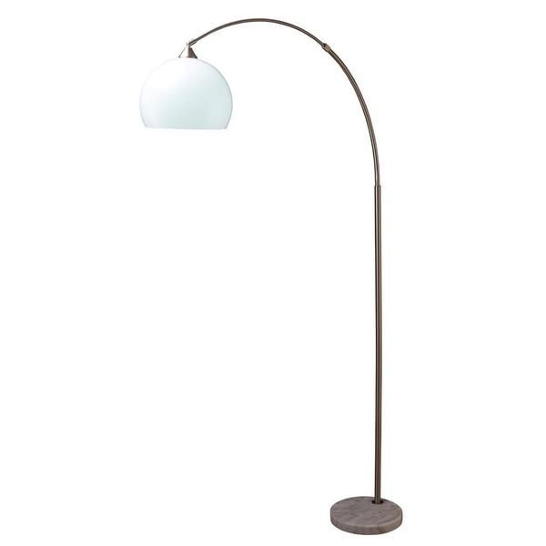 Modern Floor Lamps Overstock : Ideas about arc floor lamps on and lamp