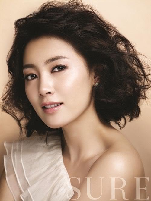 Nam Sang-mi  Like this make up