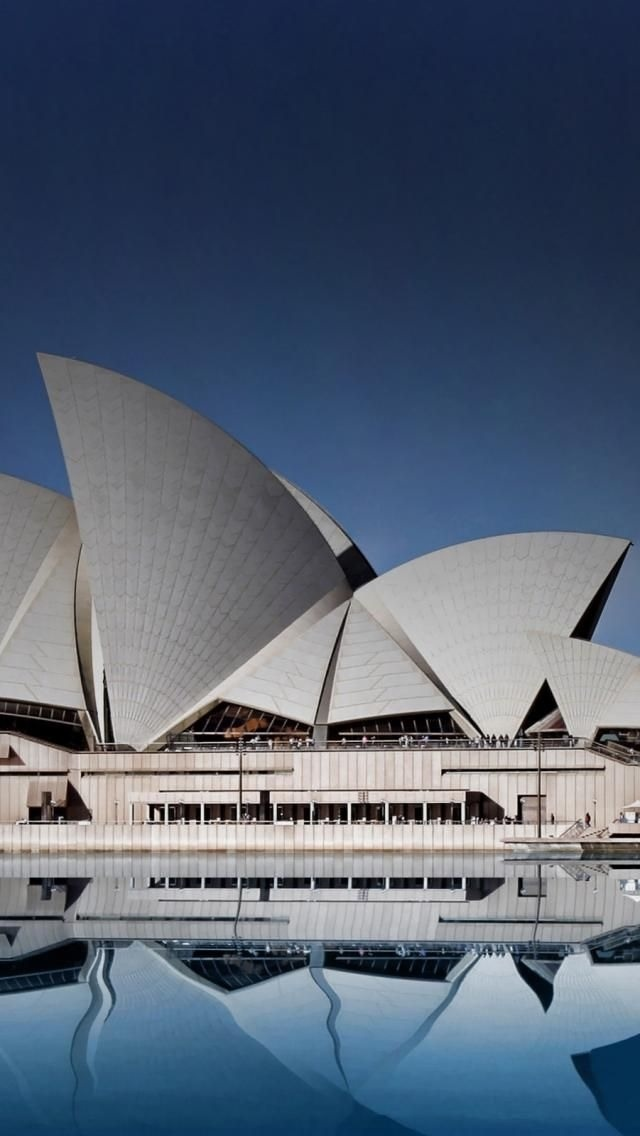 Sidney Opera house - [labeled as one of the eighth world wonder]