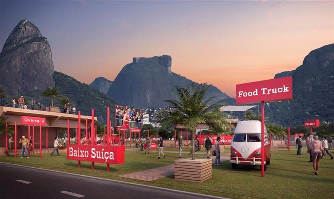Os Jogos Olímpicos e Paralímpicos Rio 2016 acontecerão em quatro regiões da cidade: Barra da Tijuca, Zona Sul, Maracanã e Deodoro, mas a festa será realizada em toda a cidade. Os países participantes estão preparando uma grande festa durante o