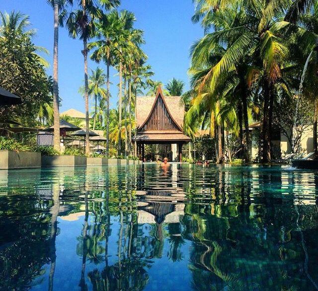 Twin Palms Resort  Surin Beach Phuket Thailand